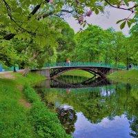 Весна у милого мостика... :: Sergey Gordoff