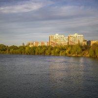 Апрельская вечерняя прогулка у Дона 2017 :: Юрий Клишин