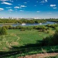 Москва река :: Игорь Капуста