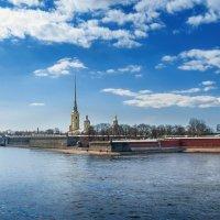 Петропавловская крепость. Санкт-Петербург :: Елена Кириллова