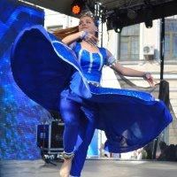 Индийский танец :: Ростислав
