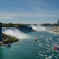 Niagara Falls :: Константин Шабалин