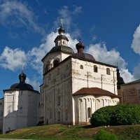 Кириллов монастырь. Кириллов. Вологодская область :: MILAV V