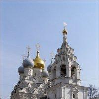 Храм Святителя Николая в Пыжах :: Анна Воробьева