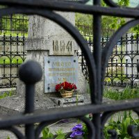 Место первоначального погребения М.Ю.Лермонтова :: Наталия Сарана