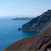 На острове Санторини - 3 :: Lmark