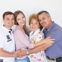 Семейная фотосессия Йошкар-Ола :: Катя Грин