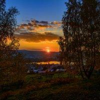 Последний луч заката :: vladimir