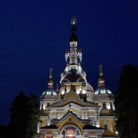 Вознесенский Кафедральный Собор в Алматы. :: Anna Gornostayeva