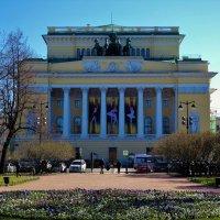 """А в Александринке балет""""Лебединое озеро""""... :: Sergey Gordoff"""