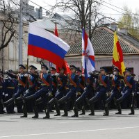 На параде :: виталий К