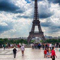 Париж........... :: Александр Селезнев