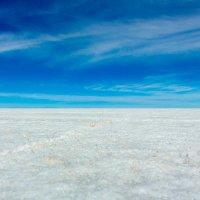 Соль земли (в буквальном смысле) :: Александр Букин