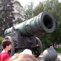 Царь-Пушка. Москва. :: Валерий Подорожный