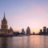 Вечерняя Москва :: Олег Пученков