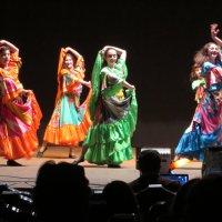 В ритме танца :: Наталья Джикидзе (Берёзина)