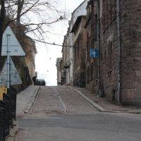 Старая улица Выборга :: Михаил Филиппов