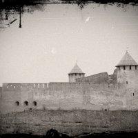 Из века в век камней замшелых сырая твердь хранит покой...... :: Tatiana Markova