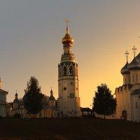 Закат в Вологде :: MILAV V