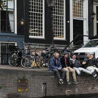 Амстердам. (3) :: Марина Кузнецова
