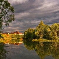 Река-речушка. :: Александр Тулупов
