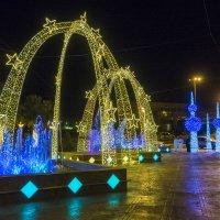 Фонтан и Кувейтские башни :: Kristina Suvorova
