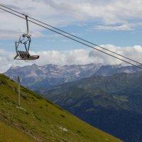 Вершина горы Аибга :: Татьяна
