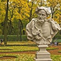 В Летнем саду. :: Senior Веселков Петр