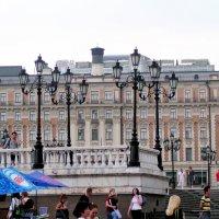 Фонари. Москва :: Валерий Подорожный