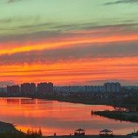 Закат. :: Виктор Шпаков