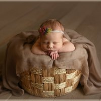 маленькая весенняя красавица :: Юлия Слободскова