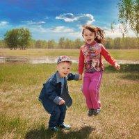 Дети :: Ольга Кудинова