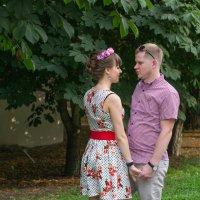 Love story :: Екатерина Полина
