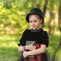 Маленькая Леди. :: Татьяна Мордасова