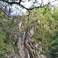 Агурское ущелье. Агурские водопады :: Елена Павлова (Смолова)