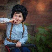 Хитрый казак! :: Ольга Егорова