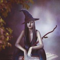 Ведьма - красота и магия... :: Татьяна Андросова