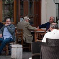 Старики с острова Крит. :: Lmark