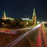 Прогулки по Москве :: Юрий Кольцов