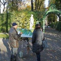 Разговор об искусстве. :: Senior Веселков Петр