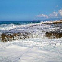 "Море со взбитыми "" сливками"")) :: Клара"