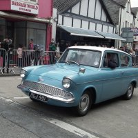 Ford Anglia :: Natalia Harries