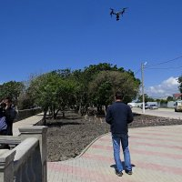 Запуск дрона :: Валерий Дворников