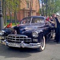 Автомобиль ЗИМ :: Сергей