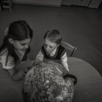 путешествие по миру :: Наталья Ерёменко