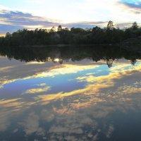 Голубые глаза реки Тетерев :: Ростислав