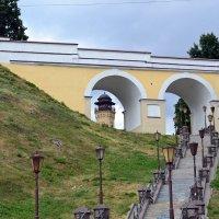 Мост в старый замок :: Ольга
