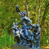 Лаокоон и сыновья... :: Sergey Gordoff