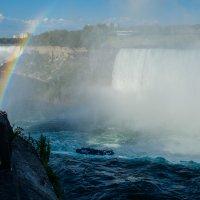 Ниагарский водопад :: Константин Шабалин