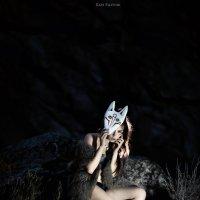 Волчица :: Kate Plotnik
